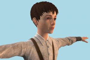 Pathologic 2 Little Boy TOT